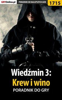 Wiedźmin 3: Krew i wino - poradnik do gry-Hałas Jacek Stranger