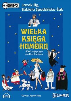 Wielka księga humoru-Spadzińska-Żak Elżbieta