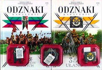 Wielka Księga Kawalerii Polskiej 1918-1939 Odznaki Kawalerii Pakiet Nr 14