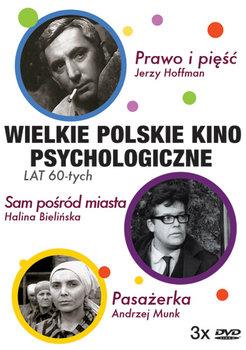 Polskie filmy kryminalne z lat 60tych