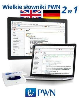Wielkie słowniki PWN 2w1-Opracowanie zbiorowe