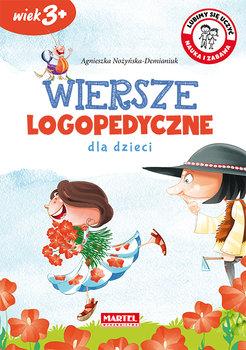 Wiersze logopedyczne dla dzieci-Nożyńska-Demianiuk Agnieszka