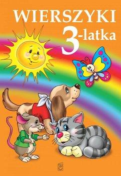 Wierszyki 3-latka                      (ebook)