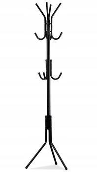 Wieszak na ubrania MODERNHOME Home, czarny, 175x46 cm-Modernhome