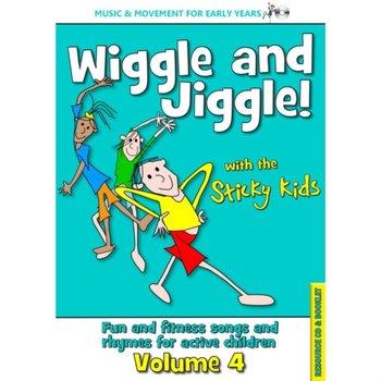 Wiggle And Jiggle!-The Sticky Kids