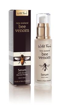Wild Ferns, Bee Venom, serum naprawcze, 50 ml-Wild Ferns