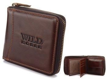 Wild Horse, Portfel męski, H01-Wild Horse