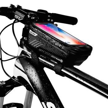 """WildMan, Sakwa rowerowa, Hardpouch Bike Mount """"l"""", czarny-WildMan"""