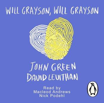 Will Grayson, Will Grayson-Levithan David, Green John