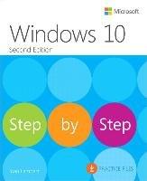 Windows 10 Step by Step-Lambert Joan, Lambert Steve