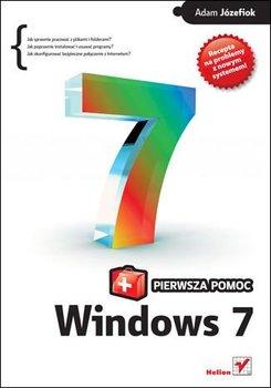 Windows 7 PL. Pierwsza pomoc-Józefiok Adam