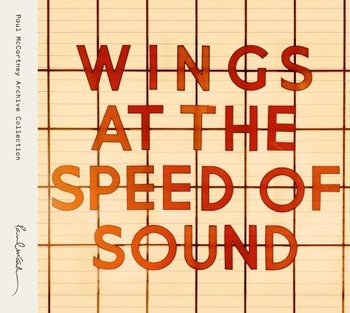 Wings At The Speed Of Sound-McCartney Paul and Wings