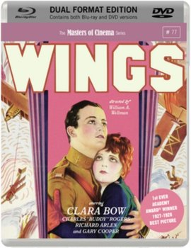 Wings - The Masters of Cinema Series (brak polskiej wersji językowej)-Wellman William