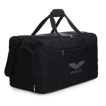 Wings, Torba podróżna, TB1003 S, czarny, 45x20x30 cm-Wings