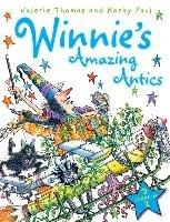 Winnie's Amazing Antics 3-in-1-Thomas Valerie