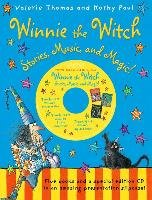Winnie the Witch - Stories, Music and Magic! Five Picture Books and Special Edition CD-Thomas Valerie