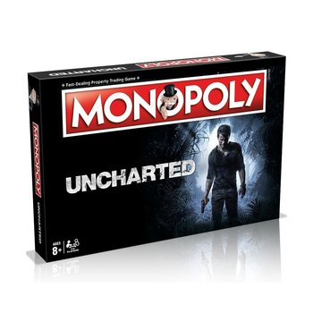 Winning Moves, gra strategiczna Monopoly Uncharted - Winning Moves