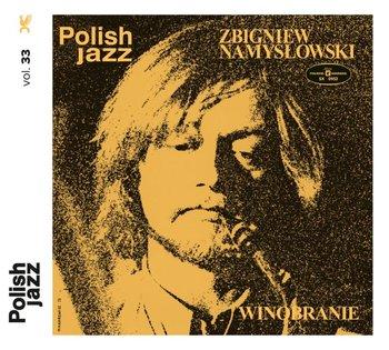 Winobranie - Polish Jazz. Volume 33-Zbigniew Namysłowski Quintet