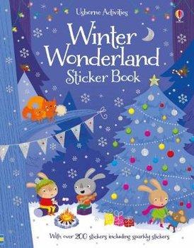 Winter Wonderland Sticker Book-Watt Fiona