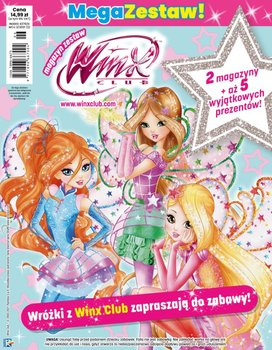 Winx Club Magazyn Zestaw