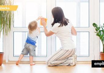Wiosenne porządki z dzieckiem - organizujemy sprzątanie pokoju!