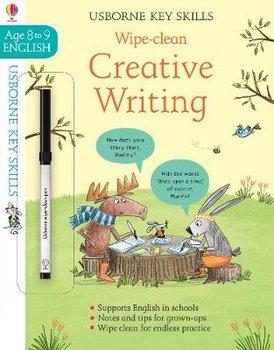 Wipe-Clean Creative Writing 8-9-Young Caroline