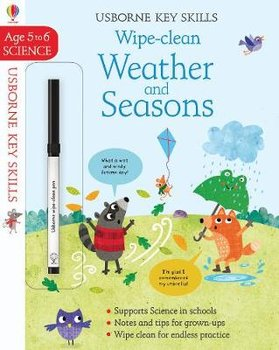 Wipe-Clean Weather and Seasons 5-6-Bathie Holly