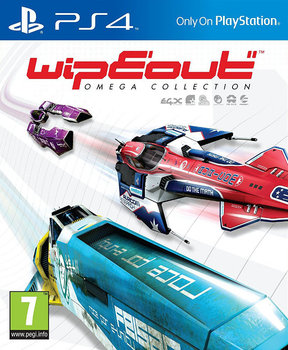 Wipeout Omega Collection - Sony Computer Entertainment
