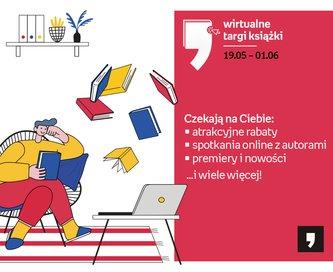 wirtualne targi książki 19 maja 1 czerwca