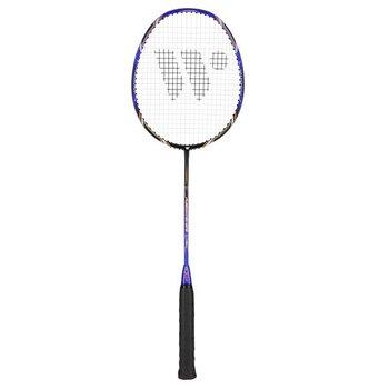 Wish, Rakieta do badmintona, FUSIONTEC 973, niebiesko-czarny-Wish