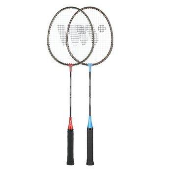 Wish, Rakiety do badmintona ALUMTEC 316K, czerwono-niebieski-Wish
