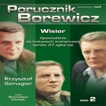 Wisior. Porucznik Borewicz. Tom 2-Szmagier Krzysztof