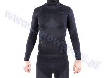 Wisser, Koszulka termoaktywna męska, Wisser Thermo, czarny, rozmiar XL-Wisser
