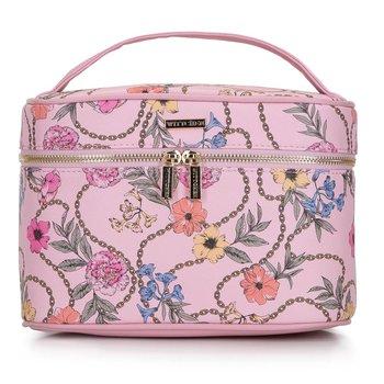 WITTCHEN, damska kosmetyczka-kuferek duża 92-3-106-PX, 1 szt.-WITTCHEN