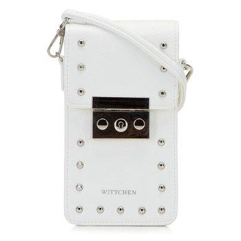 Wittchen, Listonoszka damska mini z nitami 92-2Y-565-0-WITTCHEN