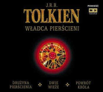 Władca Pierścieni. Drużyna pierścienia. Dwie wieże. Powrót króla-Tolkien John Ronald Reuel