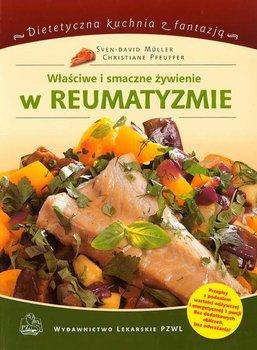Właściwe i smaczne żywienie w reumatyzmie-Muller Sven-David, Pfeuffer Christiane