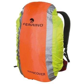Wodoodporny pokrowiec na plecak FERRINO Cover Reflex 2, 45-90 l, pomarańczowy-Ferrino