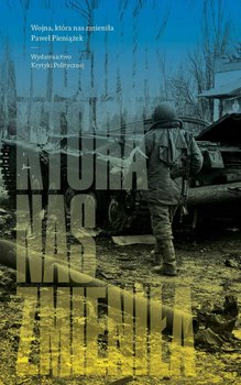 Wojna, która nas zmieniła                      (ebook)
