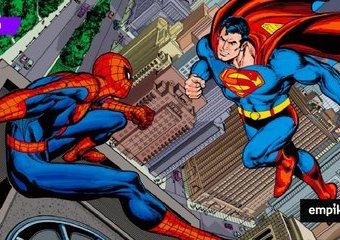 Wojna super-uniwersów, czyli czy Marvel i DC Comics naprawdę ze sobą rywalizują?