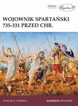 Wojownik spartański, 735-331 przed Chr.-Campbell Duncan B.