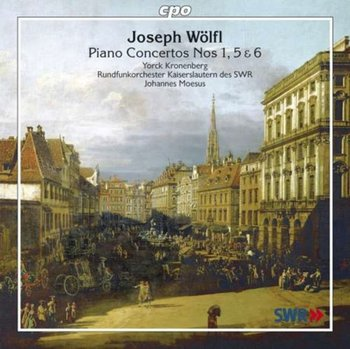 Wolf: Piano Concertos Nos. 1, 5 & 6-Kronenberg Yorck