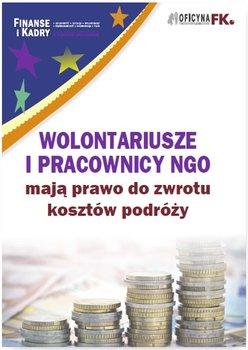 Wolontariusze i pracownicy NGO mają prawo do zwrotu kosztów podróży                      (ebook)