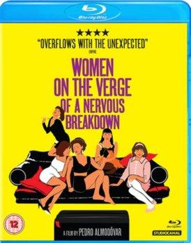 Women On the Verge of a Nervous Breakdown (brak polskiej wersji językowej)-Almodovar Pedro