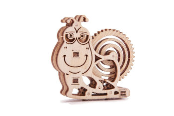 Wood Trick, puzzle mechaniczne Ślimak-Wood Trick