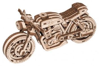 Wooden.City, puzzle 3D Motocykl CAFE RACER-Wooden.City
