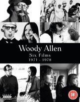 Woody Allen: Six Films - 1971-1978  - Allen Woody