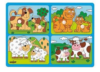 Woodyland, układanka Farma-Woodyland