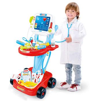 Woopie, zabawka edukacyjna Wózek małego lekarza-Woopie