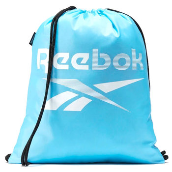 Worek na buty Reebok  Training Essentials Gymsack niebieski GN8148-Reebok